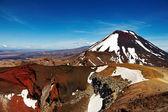 Mount Ngauruhoe, New Zealand — Stock Photo