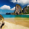 Tropical beach, Andaman Sea, Thailand — Stock Photo