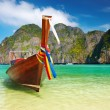 Tropical beach, Maya Bay, Thailand — Stock Photo #3557018