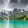 Mountain lake — Stock Photo #3826575