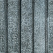 Galvanized sheets seamless texture — Stock Photo