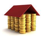 Concepto de hipoteca — Foto de Stock