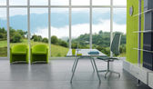 Moderne kantoor interieur — Stockfoto