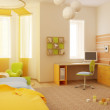 Children's room interior — Stock Photo #3265074