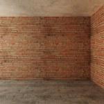 New empty room — Stock Photo