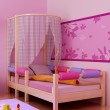 Interior of the children's room — Stock Photo