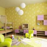 Children's room interior — Stock Photo