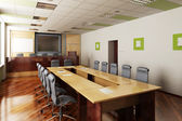 3D render of the conference hall — Foto Stock