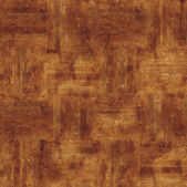 Seamless texture of the old chequer parquet — Stock Photo