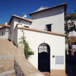 Traditional Spanish house — Stock Photo