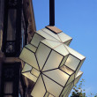 Street lantern in Granada, Spain — Stock Photo