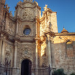 Stock Photo: LSeu Cathedral in Valencia, Spain