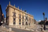 Historical building in Granada, Spain — Stock Photo