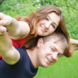 Young couple — Stock Photo #3169788