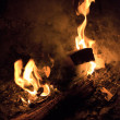 Camp Fire — Stock Photo #3672424