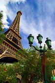 Paris in Vegas — Stock Photo