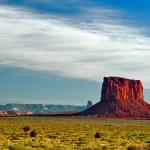 Sunset light of Arizona — Stock Photo
