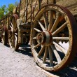 Old wagon — Stock Photo