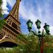 Paris in Vegas — Stockfoto