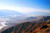 Landscape of the Death Valley — Stock Photo