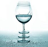 Flera glas — Stockfoto
