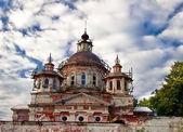旧俄罗斯教堂 — 图库照片
