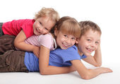 Children — Stock Photo