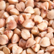 Buckwheat background - Stock Photo