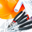 Building projects — Stock Photo