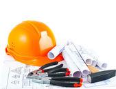 Stavební projekty — Stock fotografie