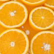 Slice of orange. — Stock Photo