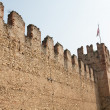 Castle wall — Stock Photo