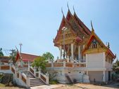 Buddhist temple, Pattaya — Stock Photo