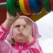 Clever child — Stock Photo