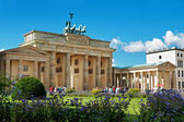 Brandenburg Gate. Berlin — Stock Photo