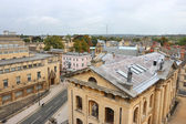 Oxford from above. Oxfordshire, England — Stock Photo