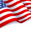 USA flag — Vettoriale Stock #2996302
