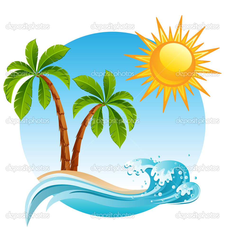 clipart caribbean islands - photo #19