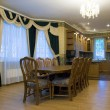Стоковое фото: Classic interior of living room