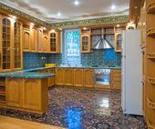 Interiéru kuchyně — Stock fotografie