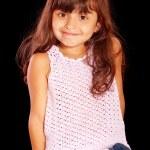 Pretty little girl — Stock Photo