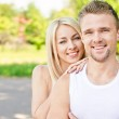 Young couple — Stock Photo #3763195