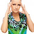 Headache — Stockfoto