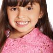 拉丁美洲儿童女孩 — 图库照片