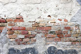 Old ruins wall — Stock Photo