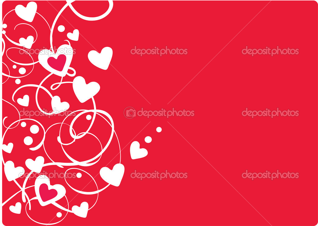 Valentines abstract background — Stock Vector #2808537