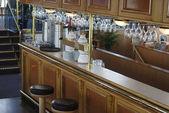 Bar op het schip — Stockfoto