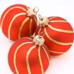 Christmas balls — Stock Photo #3680311