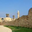 Ruins of Caesarea - Stock Photo