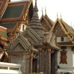 Wat Phra Kaeo in Bangkok — Stock Photo #2756744